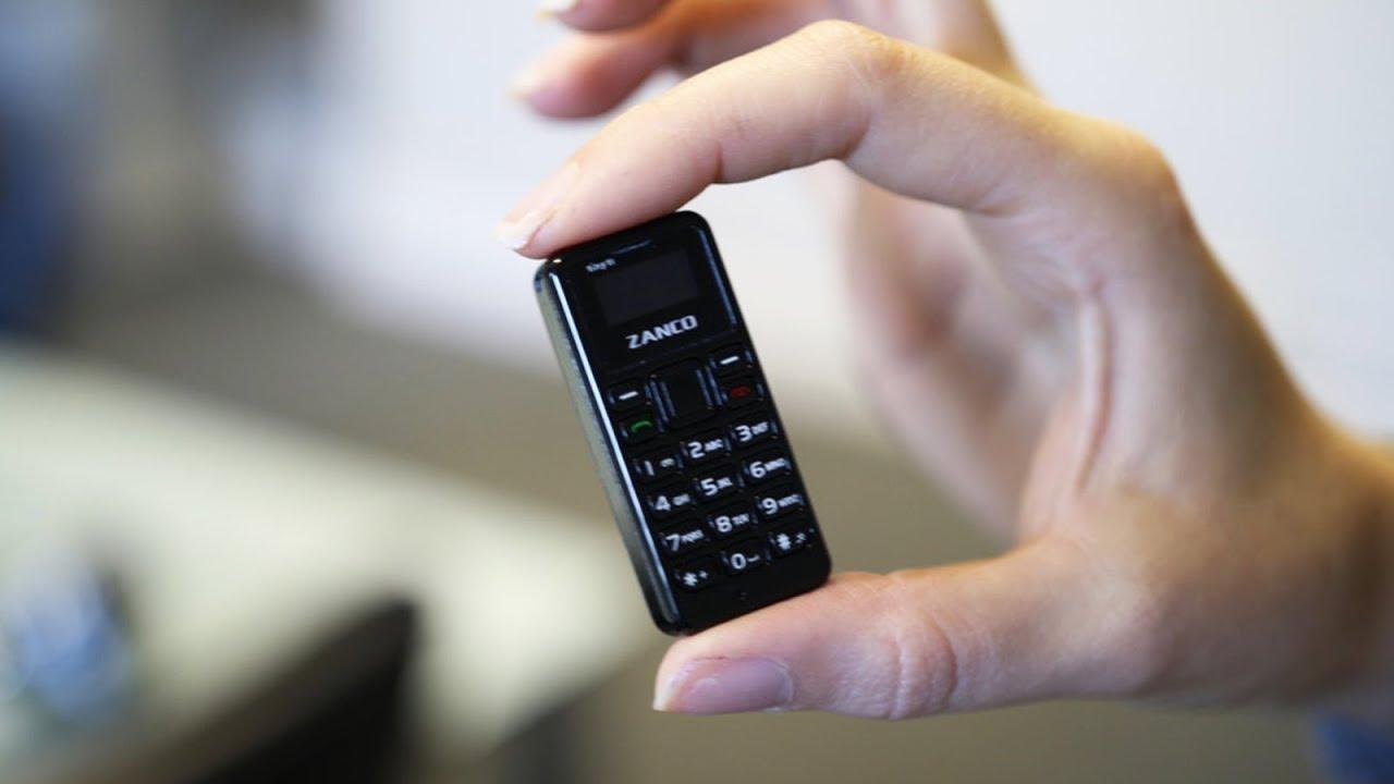 5 Cool Gadgets You Should Know- World's Smallest Phone, 4K Selfie Drone, Blo & Universal Le