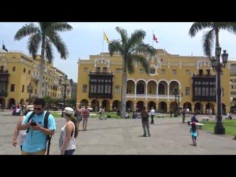 Lima - Peru (4K)