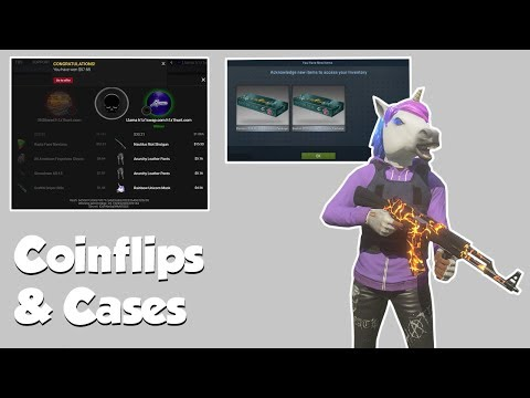 Flips On H1Z1Hunt & Stakes + Cases
