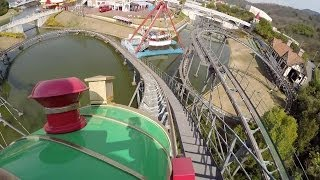 vivace mine train roller coaster pov new reoma world japan
