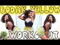 BODAK YELLOW CARDI B DANCE WORKOUT | Scola Dondo