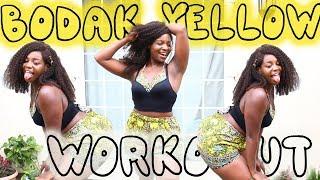 BODAK YELLOW CARDI B DANCE WORKOUT | Scola Dondo