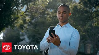 homepage tile video photo for What is Remote Connect? | Toyota