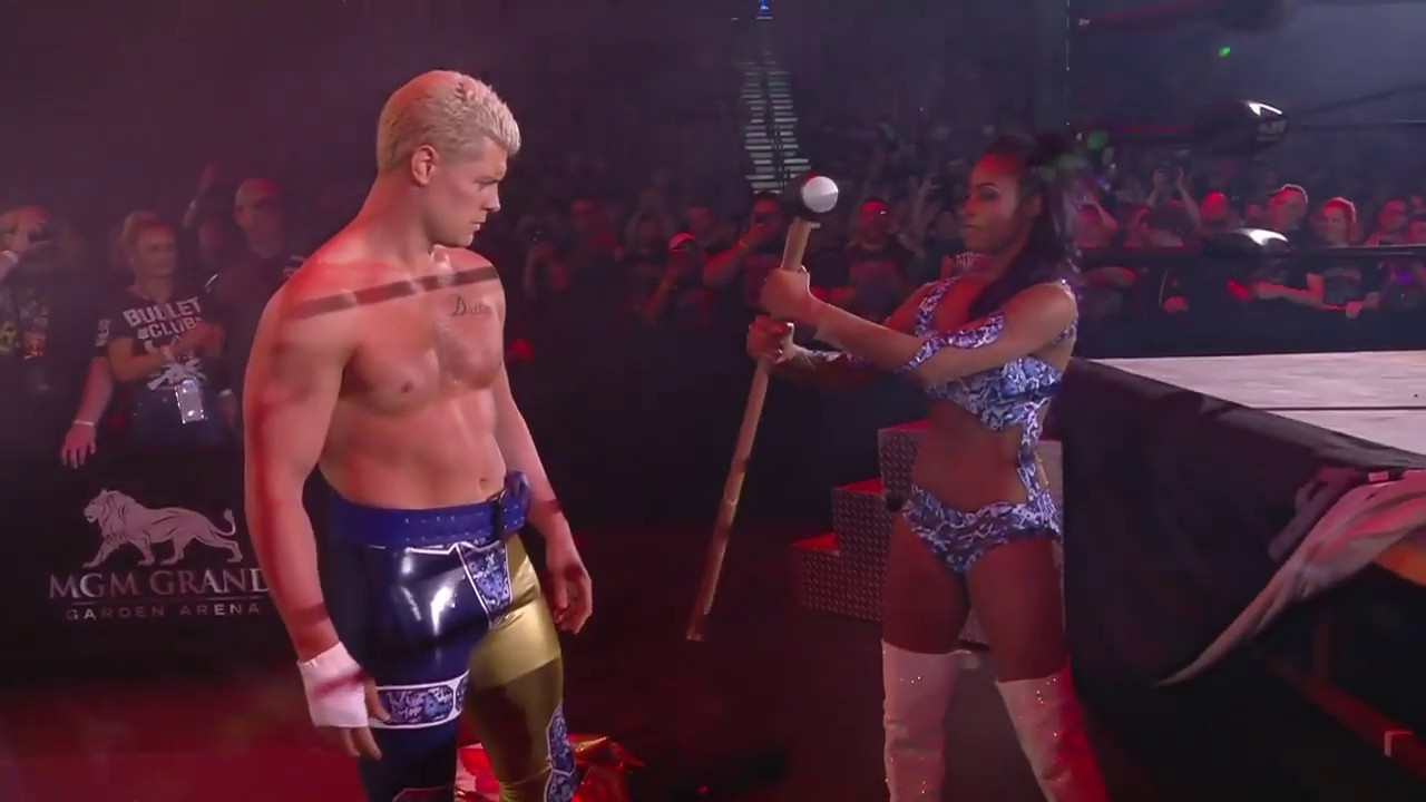 Image result for cody rhodes aew