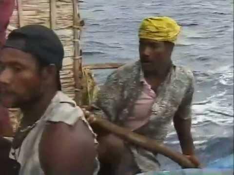 First Voyage - The Vaka Taumako Project
