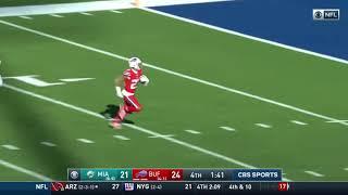 Onside Kick gone Wrong Bills vs Dolphins Week 7