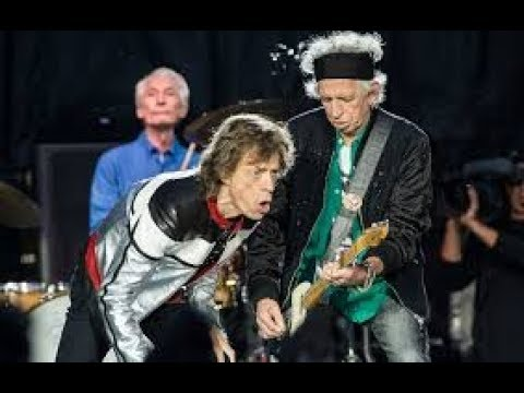 THE ROLLING STONES - MAY 22, 2018 LONDON FULL CONCERT OLYMPIC STADIUM ( NO FILTER TOUR 2017 - 2018 )