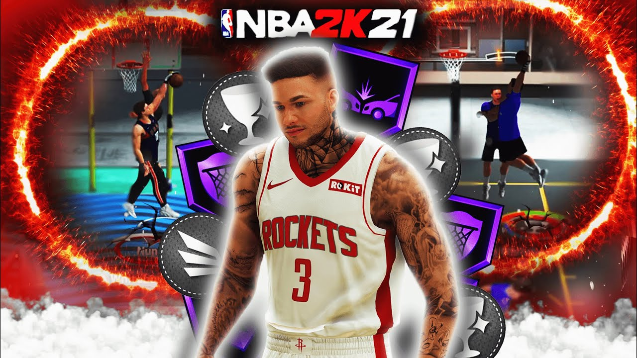NBA 2K21 BEST 6'8 PAINT BEAST GAMEPLAY LIVE! BEST CENTER 2K21!