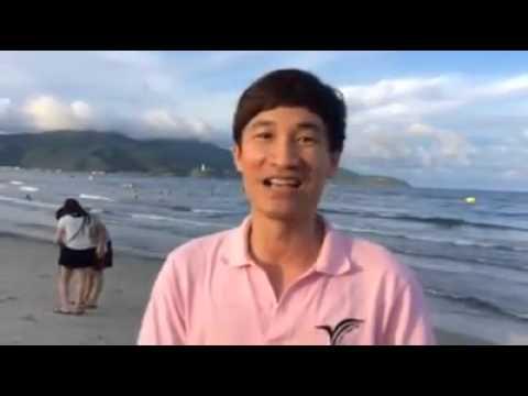 Henry Nguyễn Huy Hoàn with Ice Bucket Challenge