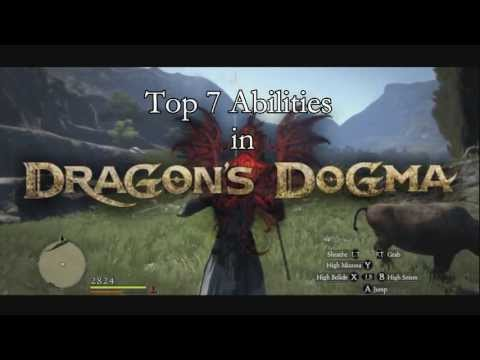 TOP 7 Skills / Abilities in Dragon's Dogma