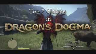 TOP 7 Skills / Abilities in Dragon