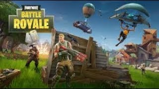 FORTNITE BATTLE ROYALE GETTING READY FOR PUBG (SOLOS)