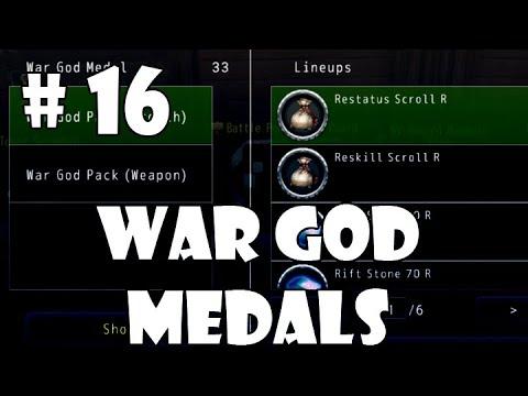 Avabel Online - War God Medal Spin #16
