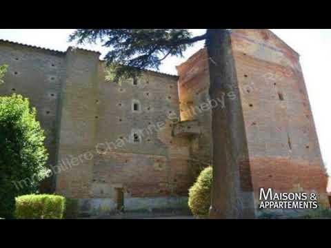 VILLEFRANCHE DE LAURAGAIS - MAISON A VENDRE - 790 000 € - 600 m² - 14 pièces