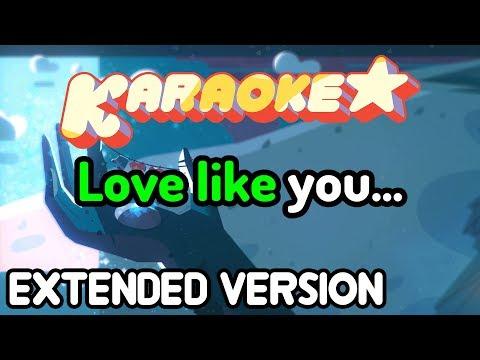 Love Like You (End Credits) - Steven Universe Karaoke (Extended Version)