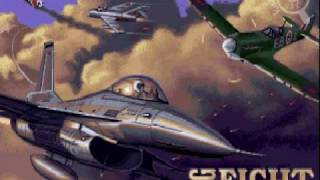 [Intro][Amiga] Dog Fight - 80 Years of Aerial Warfare