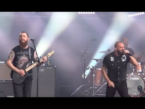 """Killswitch Engage """"deep"""" into new album! - In This Moment, The Word Alive and Ded. Tour!"""