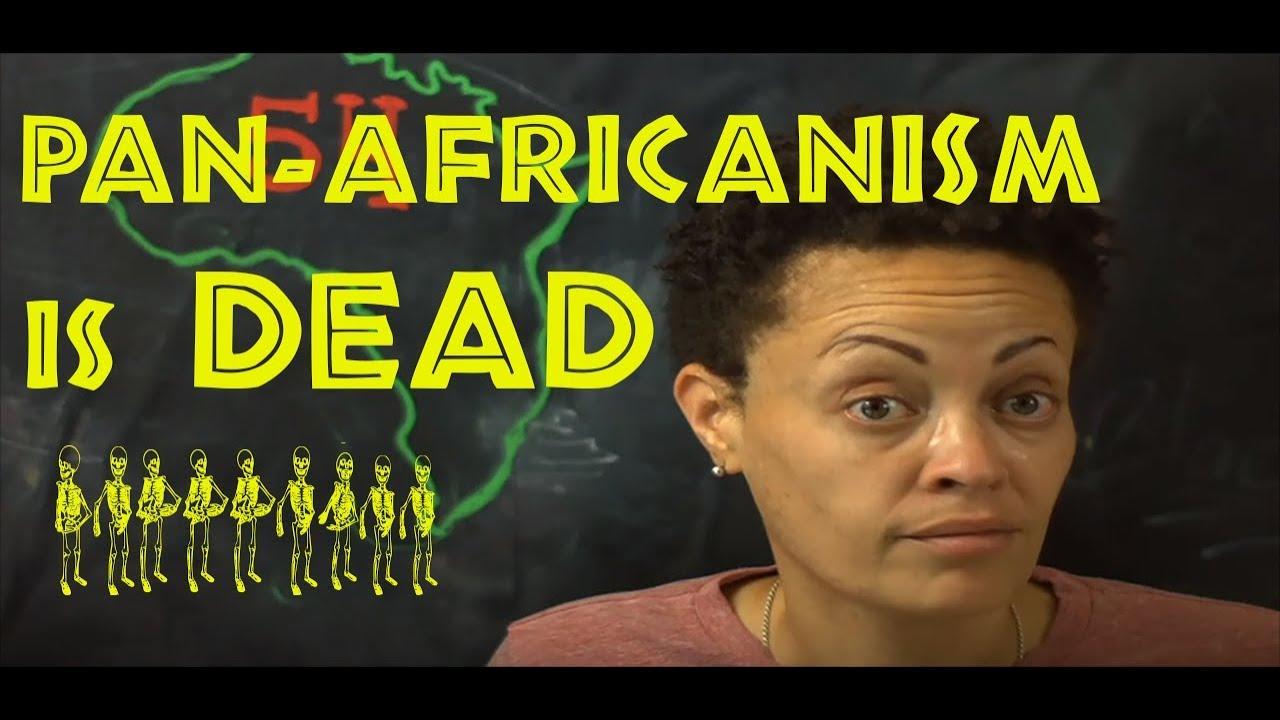 Pan-Africanism is Dead by Yvette Carnell