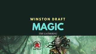 Magic the Gathering in due giocatori - Winston Draft - Playcool