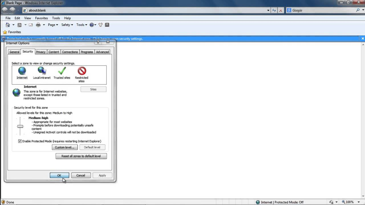 Protected mode tutorial | office equipment | digital electronics.