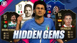 HIDDEN GEMS!!! WHO TO BUY!?!? - FIFA 19 Ultimate Team