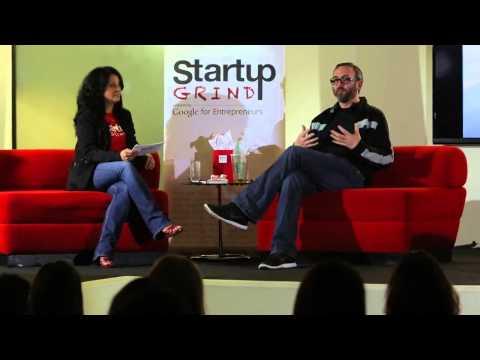 Cory Hudson Jones (Cryptozoic Entertainment) at Startup Grind Orange County