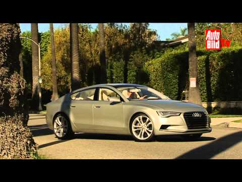 Audi A7 - Sportback Concept