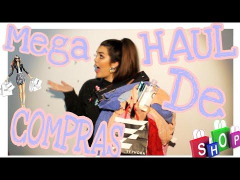 Mega HAUL de Compras ( PRIMARK, SEPHORA, FARMACIA ...) l Ana Pires