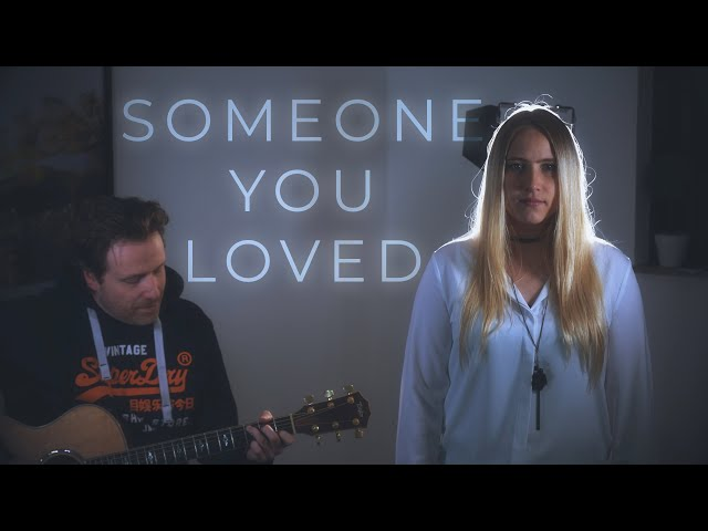 Lewis Capaldi - Someone You Loved - Julia and Sven Dorau cover