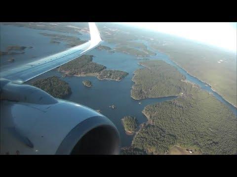 Ryanair Boeing 737-800 | Oslo Rygge to Warsaw Modlin *Full Flight*