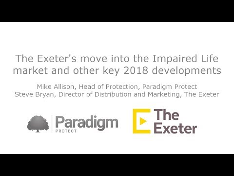 the-exeter's-move-into-the-impaired-life-market