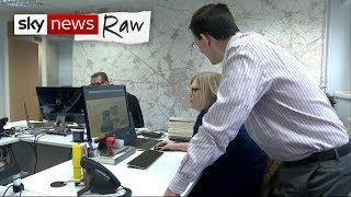 Raw: Local news funding future examined