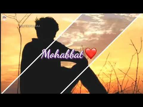 Aaj Ruswa Teri Galiyon Mein Mohabbat Hogi Remix Dj WhatsApp Status