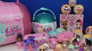 #LolSürpriz Challenge! Charm Fizz vs LOL SURPRISE UNDER WRAPS! Baby Doll! Bidünya Oyuncak