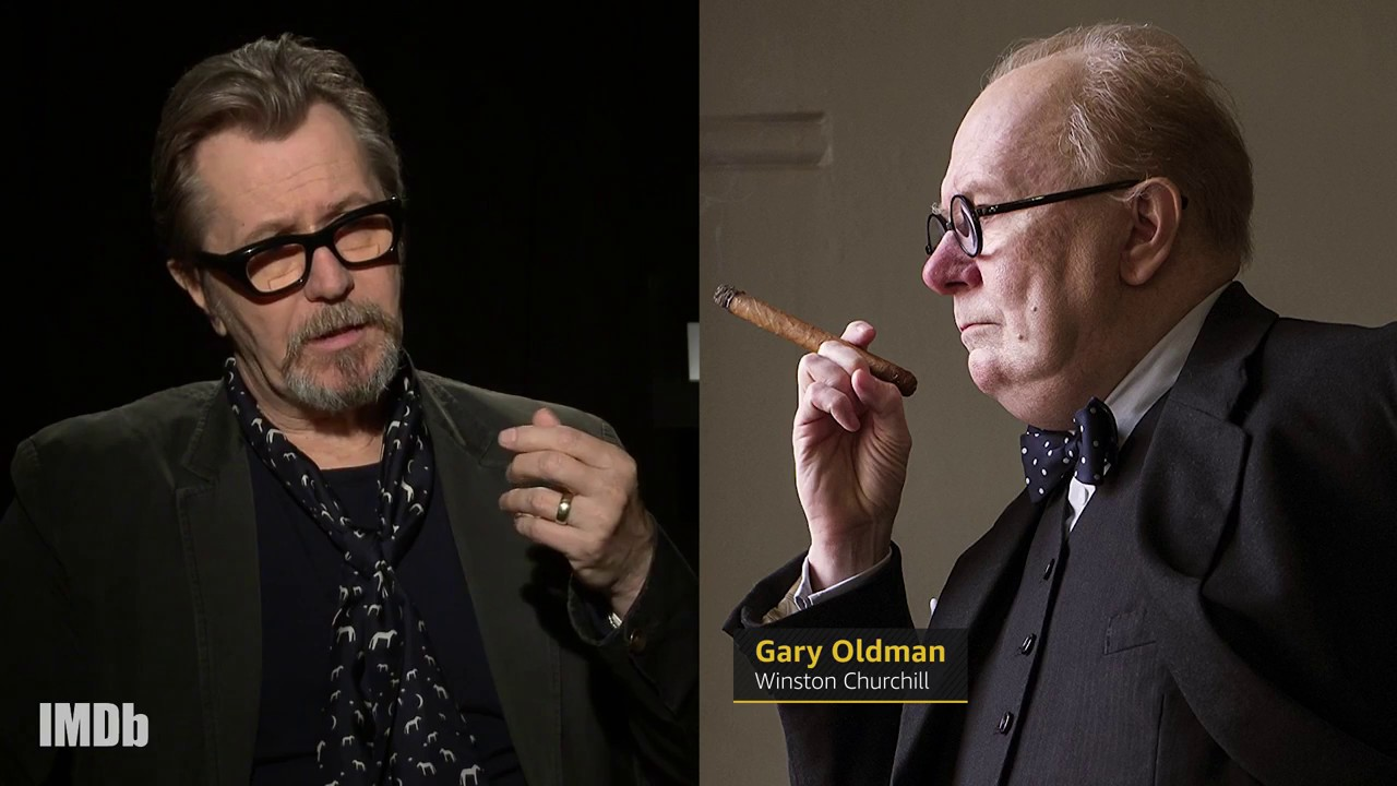 gary oldman goes beyond the makeup in darkest hour imdb  gary oldman goes beyond the makeup in darkest hour imdb exclusive
