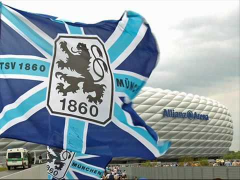 1860 München - Weiß-Blau TSV