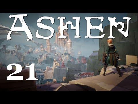 Ashen - Part 21 - Hunting Malik, Entering the Palace of Lathyrus (Part 1) thumbnail