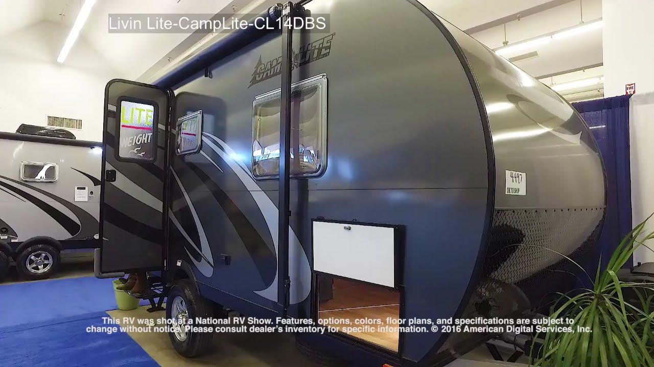 Livin Lite-CampLite-CL14DBS