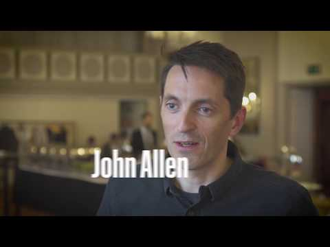 John Allen, chief technology officer, Missguided, at the Drapers Operations Forum 2017