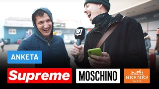 Vieš vysloviť Supreme, Moschino a ďalšie značky? (Ani nie ????)