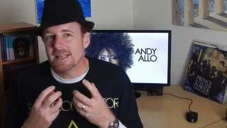 ANDY ALLO - SUPERCONDUCTOR & HELLO -  NightChild Reviews - Introduction Video
