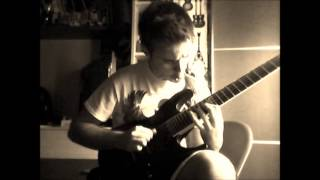 All shall perish - Black Gold Reign (Intro cover)