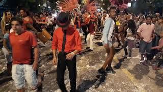 Rihanna Montenegro 8 de octubre desfile escola de samba