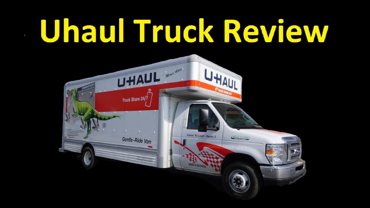 23909ea502 20 FOOT UHAUL RENTAL BOX VAN PODS ~ TRUCK REVIEW VIDEO HOW TO - YouTube