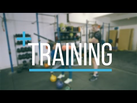 TRAINING WITH FRESHFITNESSFOOD | DAN LAWRENCE