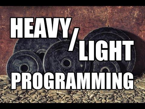 4-Day Heavy/Light Split