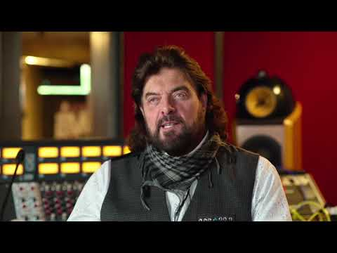 "Alan Parsons - Making of ""Requiem"" (From The New Album, ""The Secret"")"