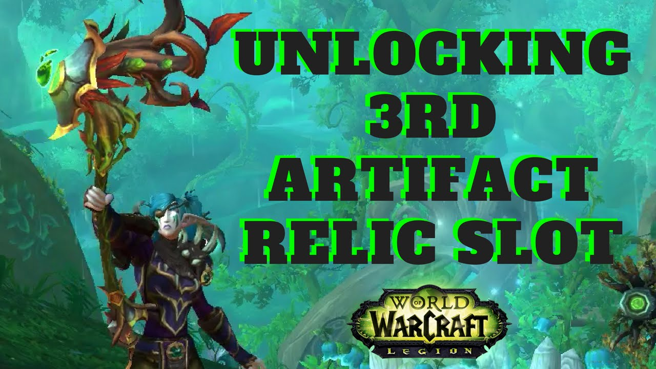 3rd Relic Slot