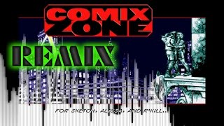 New Beginnings - Comix Zone Original Remix (Staff Roll)