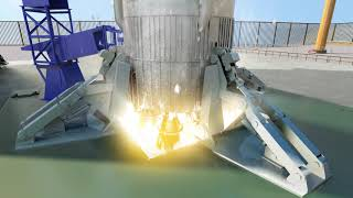 [KARI] 한국형발사체 발사 CG 영상 이미지